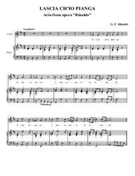 MUSIC SHEET PDF TU LO SAI